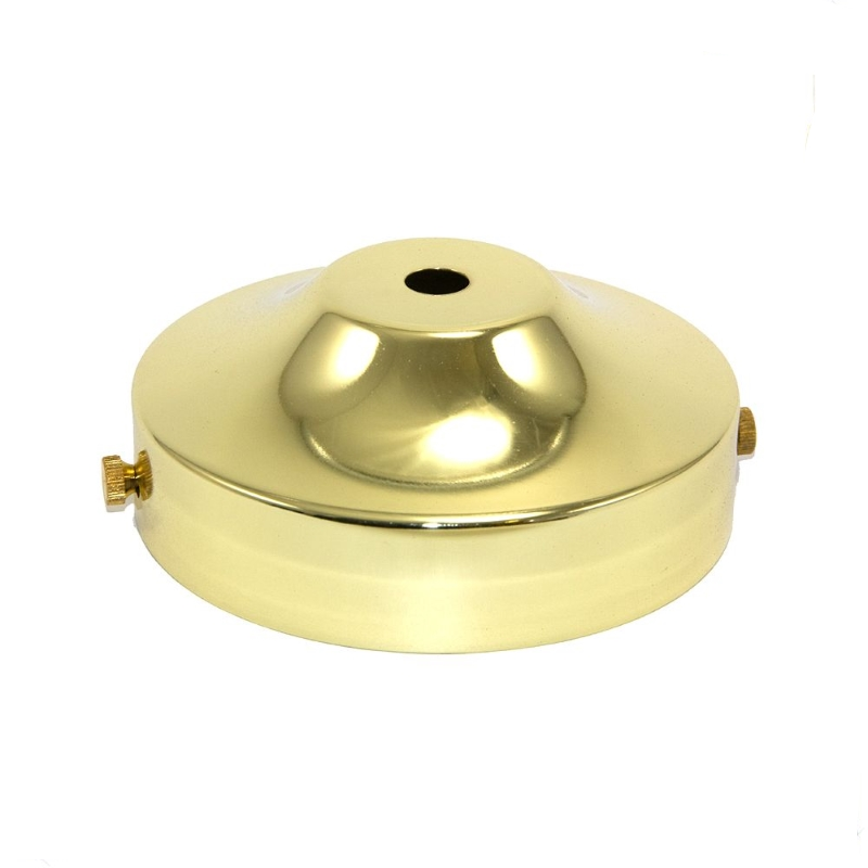 Polished Brass Finish Ceiling Cover Amp Strap For Chandeliers